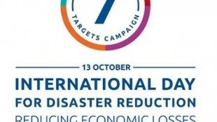 International Day for the Disaster Reduction at the Miocene Park